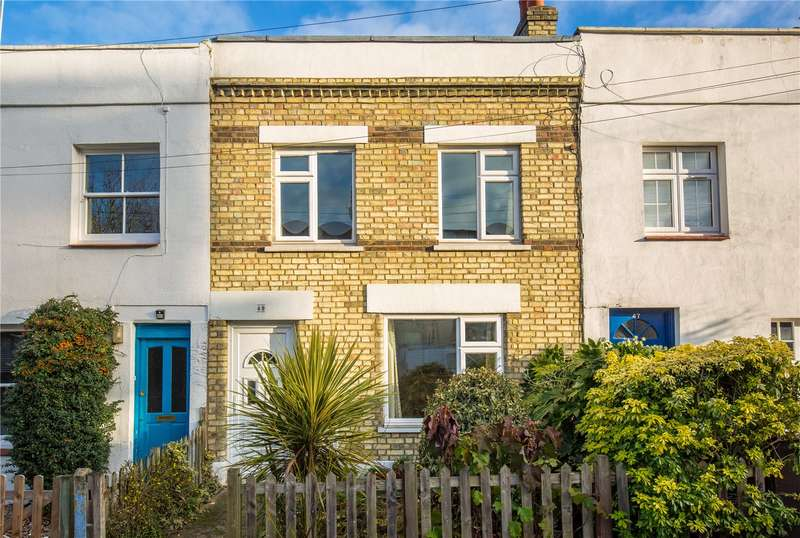 2 Bedrooms House for sale in Trinity Road, East Finchley, London, N2