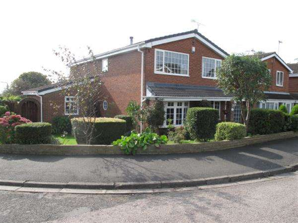4 Bedrooms Detached House for sale in Windermere, Cleadon