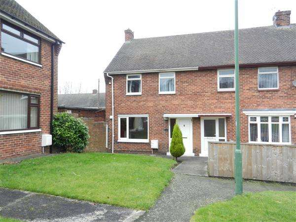 3 Bedrooms Link Detached House for sale in Broomhill, Stanley