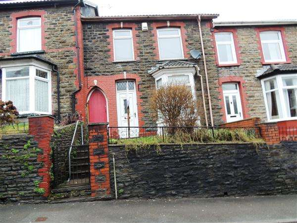 3 Bedrooms Terraced House for sale in High Street, Porth, Porth