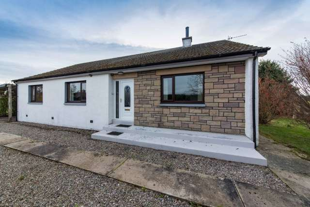 3 Bedrooms Bungalow for sale in , Coltfield, Elgin, Moray, IV30 8XB