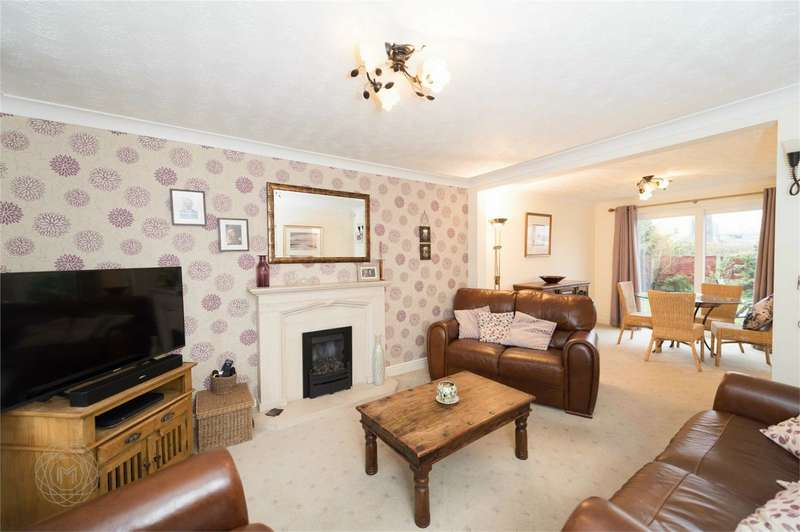 4 Bedrooms Detached House for sale in Clare Close, Bury, Lancashire