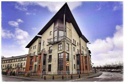 2 Bedrooms Flat for sale in Southside Crescent, New Gorbals, Glasgow