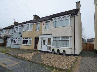 3 Bedrooms End Of Terrace House for sale in Hornchurch, Essex