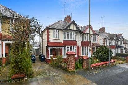 3 Bedrooms Semi Detached House for sale in Hollickwood Avenue, Friern Barnet, London