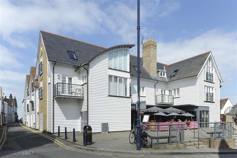 2 Bedrooms Apartment Flat for sale in Sea Street, Whitstable, CT5