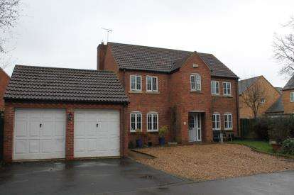 4 Bedrooms Detached House for sale in Millfield Close, Lower Quinton, Stratford-Upon-Avon