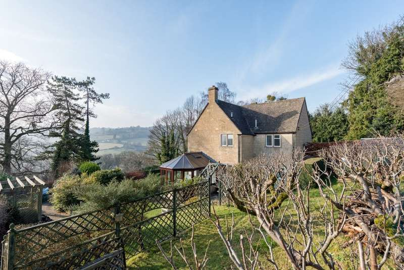 4 Bedrooms Detached House for sale in Thrupp