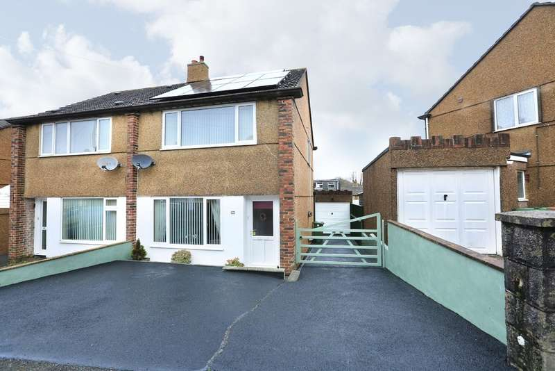 2 Bedrooms Semi Detached House for sale in Plymstock, Plymouth