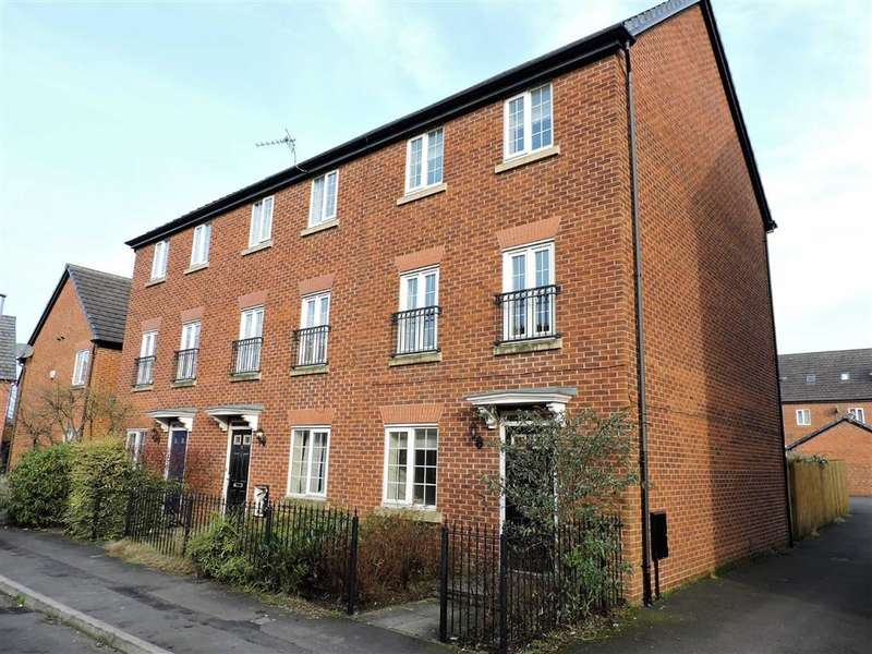 4 Bedrooms Property for sale in Paprika Close, Openshaw, Manchester