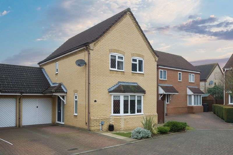 3 Bedrooms House for sale in Eaton Socon, St Neots