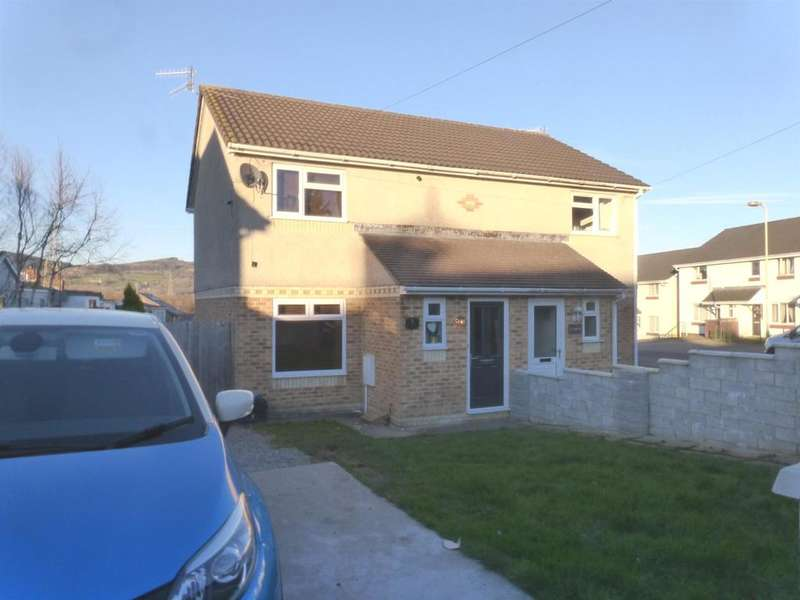 2 Bedrooms Semi Detached House for sale in Little Station Road, Kenfig Hill, Bridgend