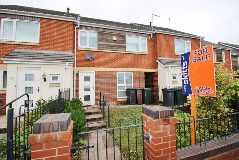 3 Bedrooms Terraced House for sale in Mayfield Road, Wolverhampton