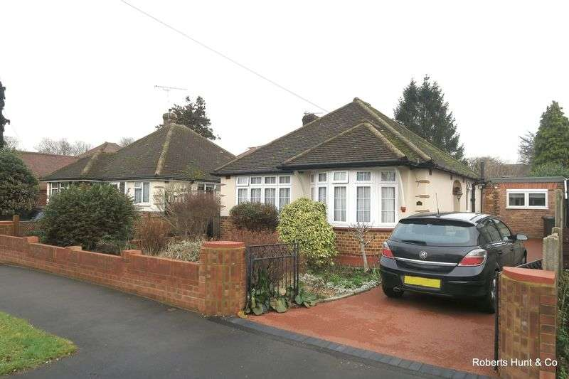 2 Bedrooms Detached Bungalow for sale in Shakespeare Way, Hanworth