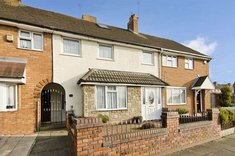3 Bedrooms Terraced House for sale in Faraday Road, Walsall