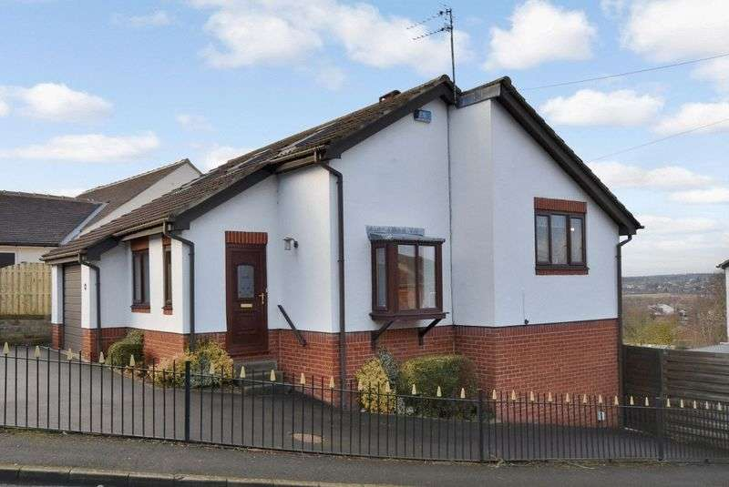4 Bedrooms Detached House for sale in Hollin Lane, Crigglestone