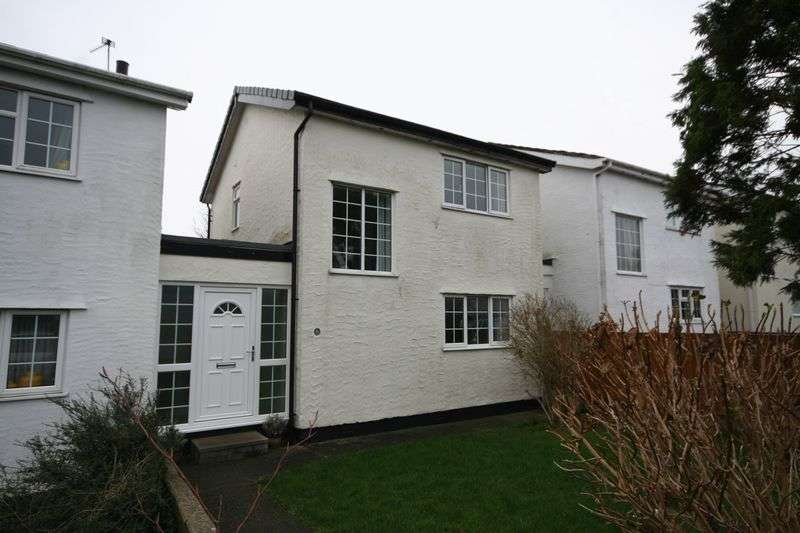 3 Bedrooms Semi Detached House for sale in Pentraeth, Anglesey