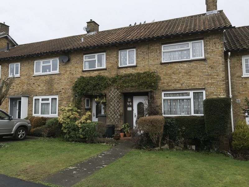 3 Bedrooms Terraced House for sale in Chippingfield, Old Harlow, Essex