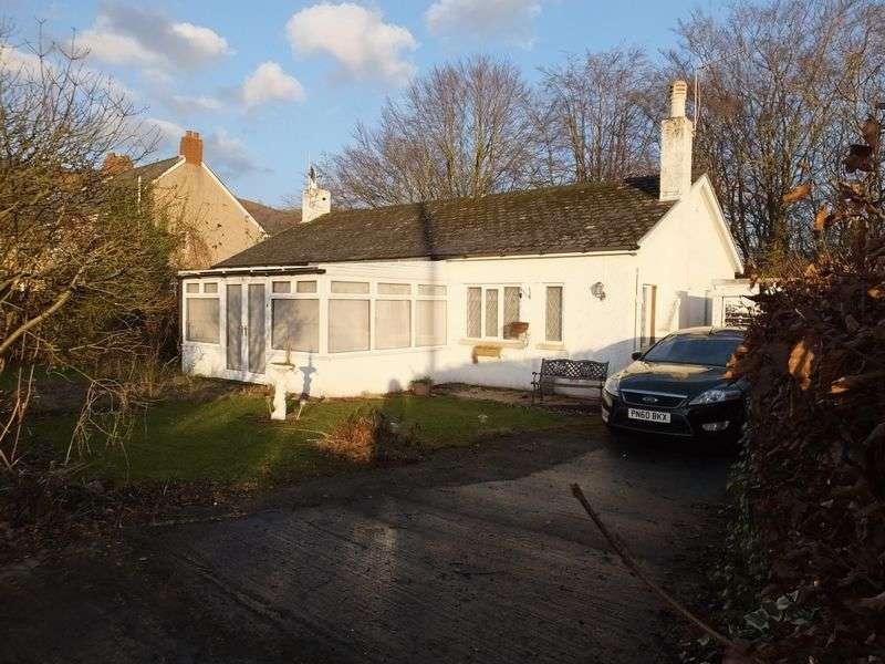 3 Bedrooms Detached Bungalow for sale in Oak Tree Lane, Abergavenny