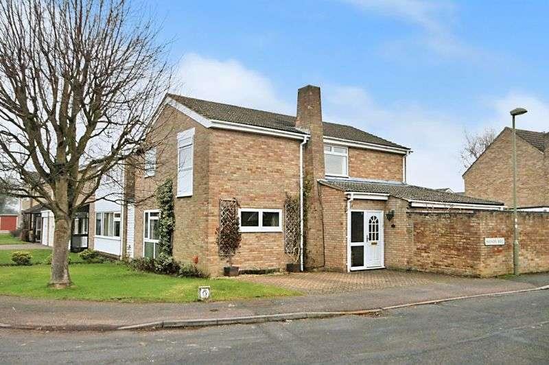 4 Bedrooms Detached House for sale in KIDLINGTON
