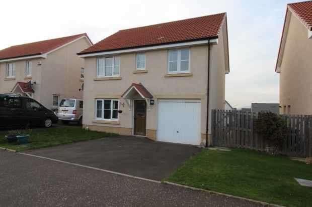 4 Bedrooms Detached House for sale in Easter Langside Crescent, Dalkeith, Midlothian, Dalkeith, Midlothian, EH22 2FL
