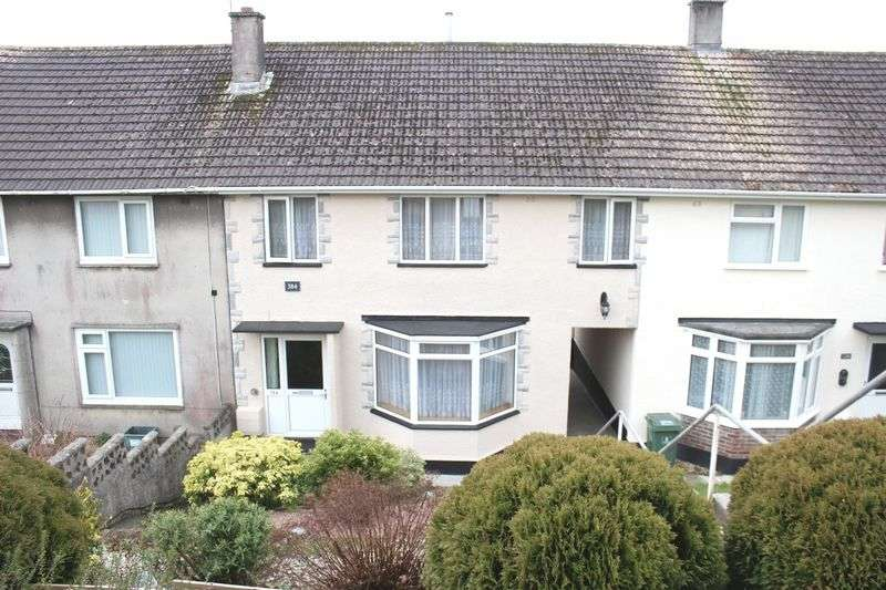 4 Bedrooms Terraced House for sale in Taunton Avenue, Whitleigh, Plymouth