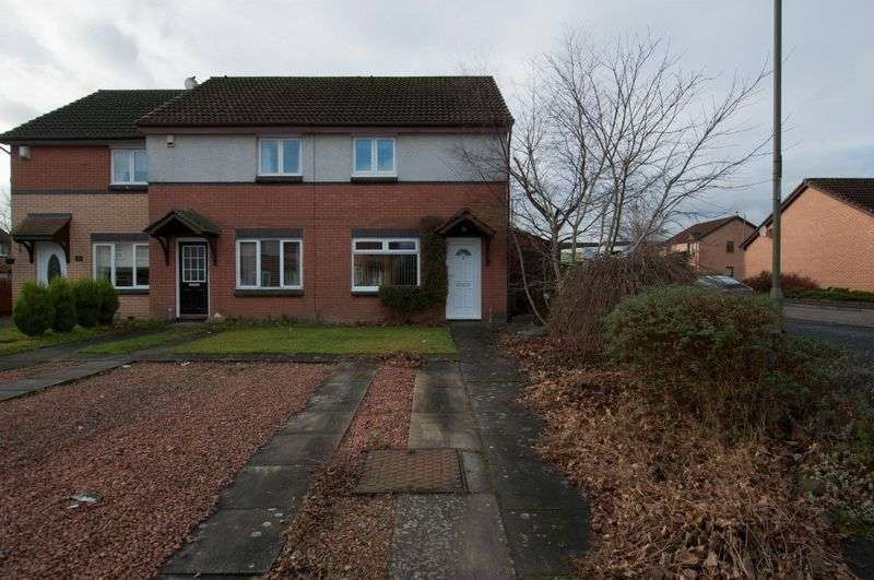 2 Bedrooms Semi Detached House for sale in 2 Sauchie Street, Stirling