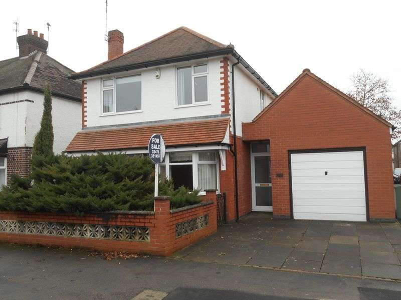 3 Bedrooms Detached House for sale in Brookdale Road, Nuneaton