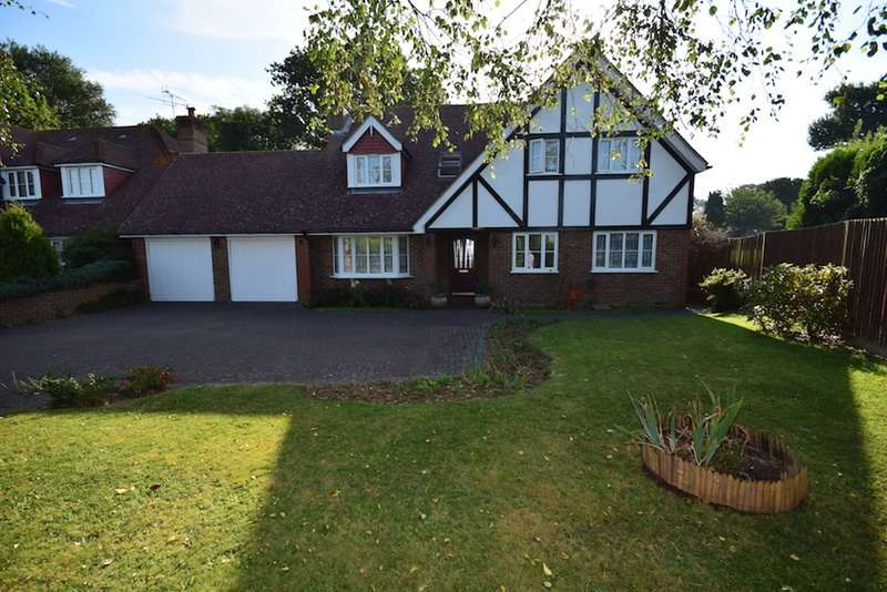 5 Bedrooms Detached House for sale in Ellerslie Lane, Bexhill-on-Sea, East Sussex, TN39