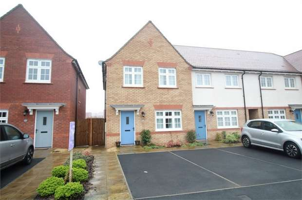 3 Bedrooms End Of Terrace House for sale in Capel Dewi Hall Road, NEWPORT