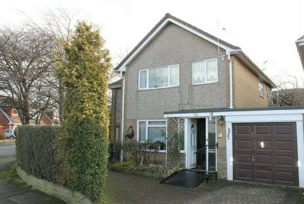 4 Bedrooms Detached House for sale in Scarteen Close, Hunters Hill, Guisborough
