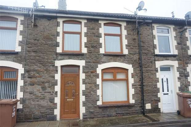 2 Bedrooms Terraced House for sale in Lower Stanley Terrace, Elliots Town, NEW TREDEGAR, Caerphilly