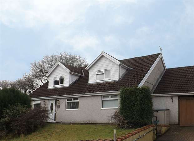 6 Bedrooms Detached House for sale in The Garth, Abertridwr, Caerphilly