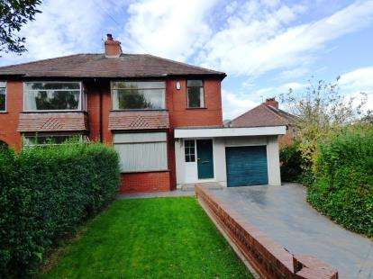 3 Bedrooms Semi Detached House for sale in Overdale Road, Newtown, Disley, Stockport