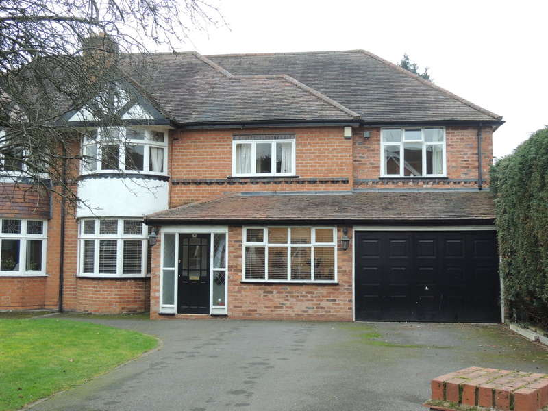 6 Bedrooms Semi Detached House for sale in Fentham Road, Hampton-In-Arden