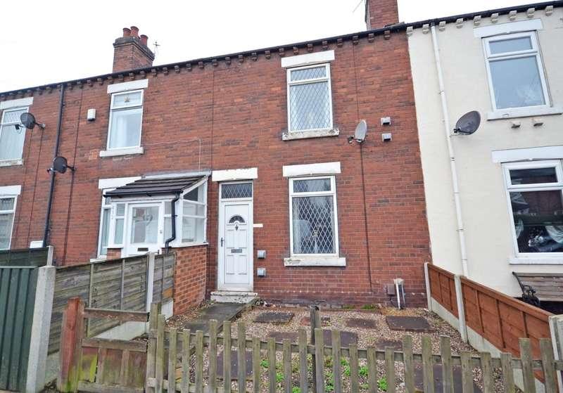 2 Bedrooms Terraced House for sale in Leeds Road, Wakefield