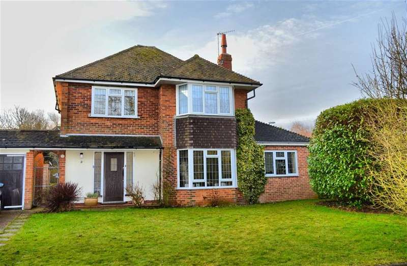 3 Bedrooms Property for sale in Chyngton Way, Seaford, East Sussex