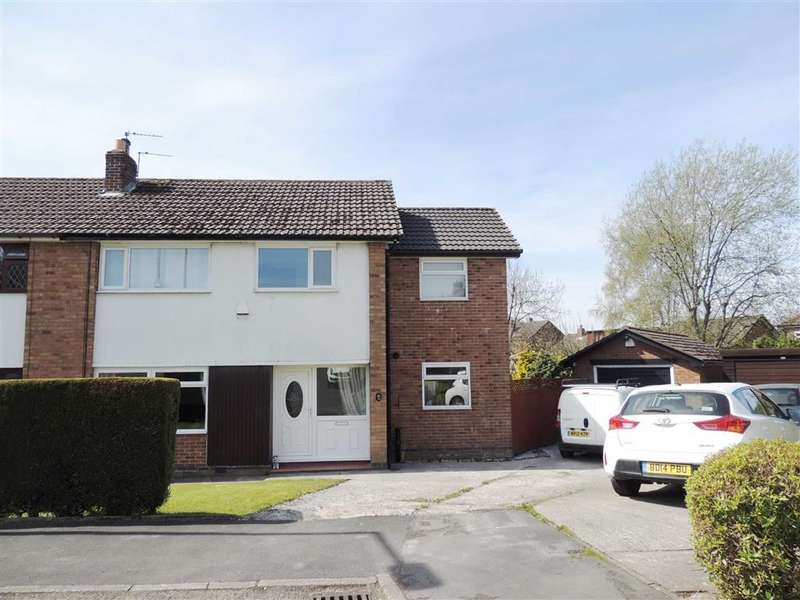 4 Bedrooms Property for sale in Briarley Gardens, Woodley, Stockport