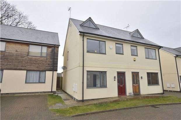 3 Bedrooms Semi Detached House for sale in Ashtree Mews, CHELTENHAM, Gloucestershire, GL51 8EF