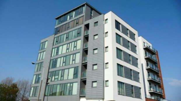 3 Bedrooms Apartment Flat for sale in Jugglers Yard, 1 Marlborough Street, Liverpool