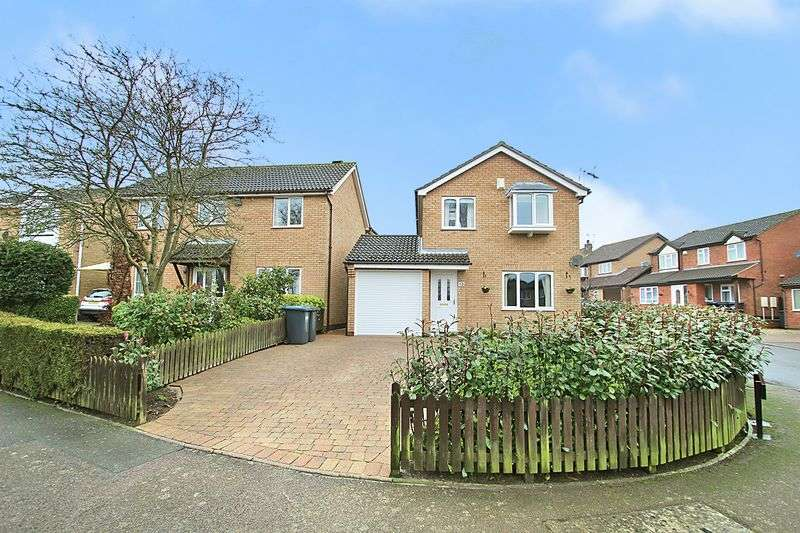 3 Bedrooms Detached House for sale in Mulberry Road, Bilton