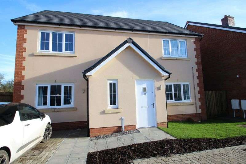 2 Bedrooms Flat for sale in Apple Meadow, Baltonsborough