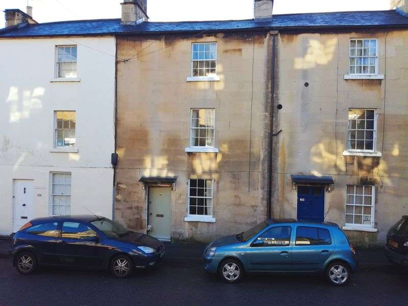 2 Bedrooms Terraced House for sale in 234 High Street, Batheaston, Bath, BA1 7QZ