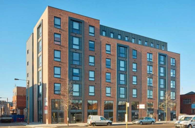 1 Bedroom Flat for sale in Artesian House, Jamaica Street Liverpool