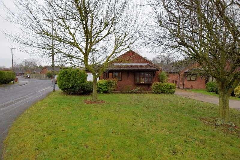 2 Bedrooms Detached Bungalow for sale in Winthorpe Grove, Doddington Park, Lincoln