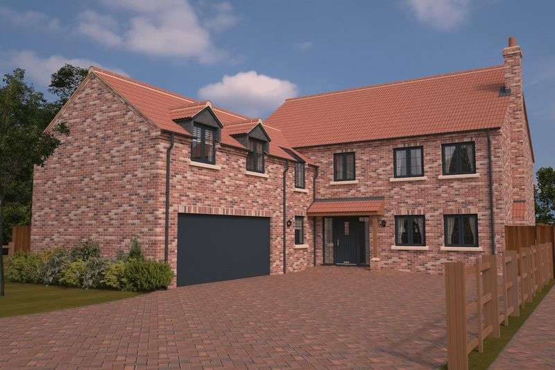 4 Bedrooms Detached House for sale in Abbey Road, Bardney, Lincoln