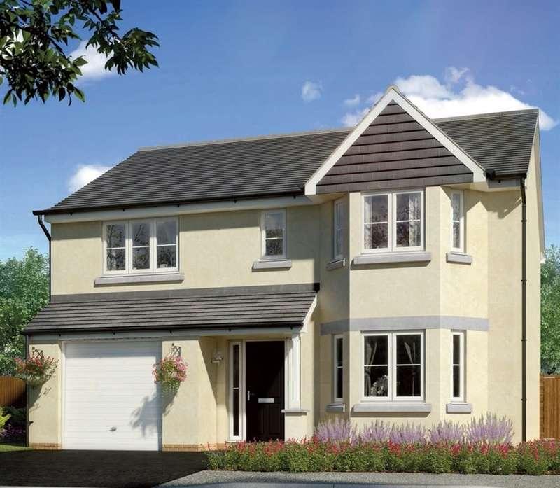 4 Bedrooms Detached House for sale in Badgers Brook Rise, Ystradowen, Cowbridge
