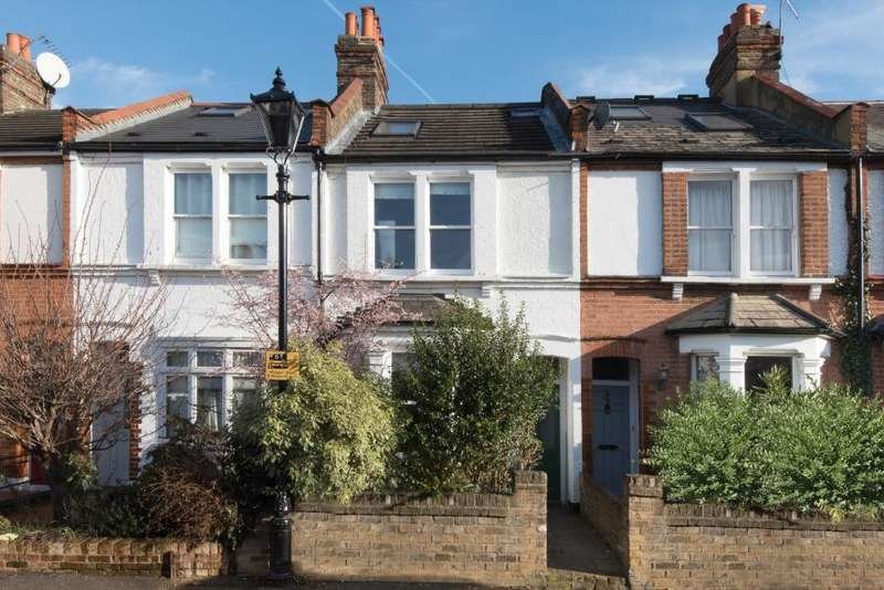 3 Bedrooms House for sale in Sherland Road, Twickenham, TW1