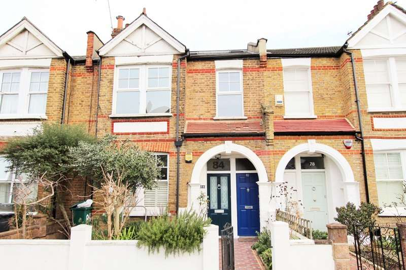 3 Bedrooms Maisonette Flat for sale in Emlyn Road, London, London, W12