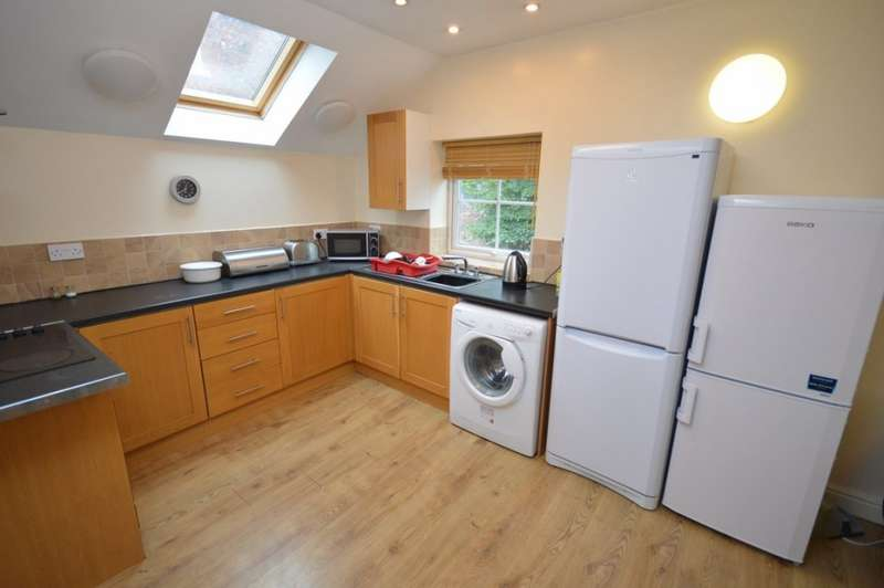 7 Bedrooms Terraced House for rent in The Mews Mount Preston Street, Leeds, LS2